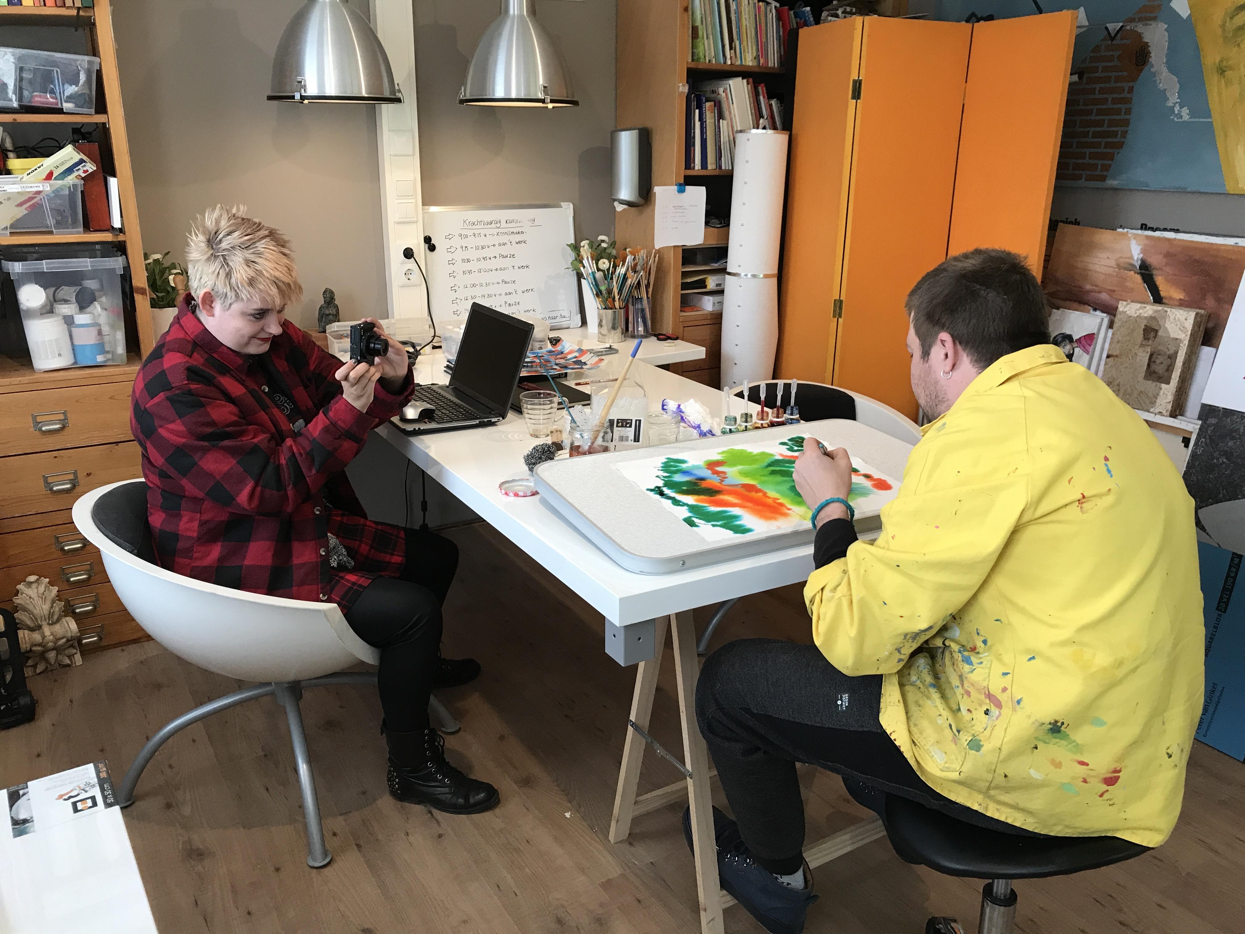 KrachtVaardig Kunstzinnig gestart in Doornenburg