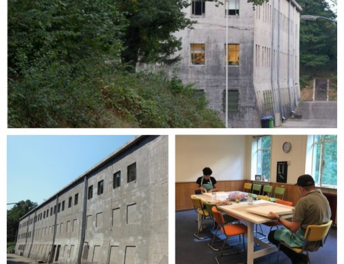 KrachtVaardig Kunst gestart in de Diogenes bunker in Arnhem